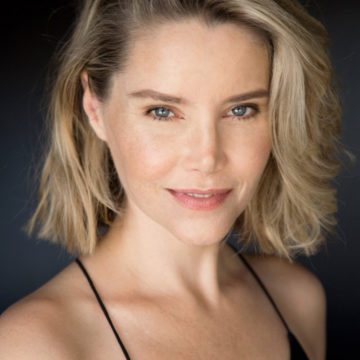 Actress Melody Perkins is a guest at Jet City Comic Show 2019